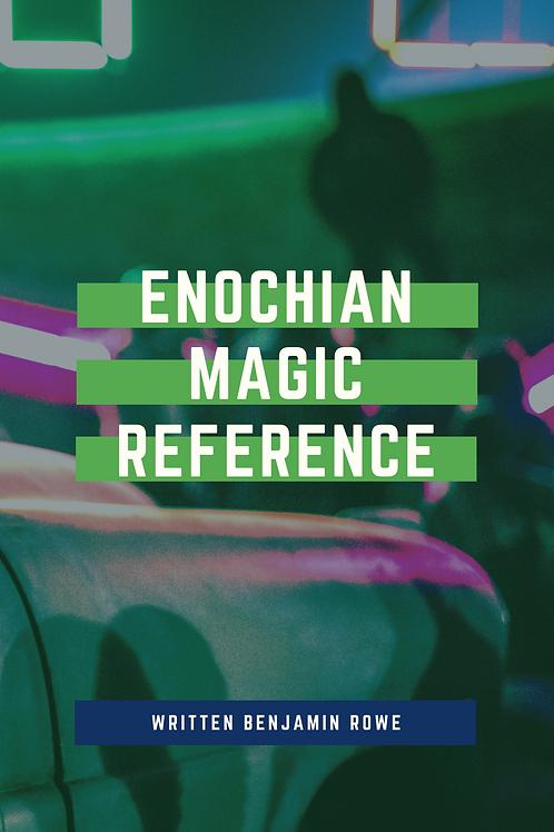 Enochian Magic Reference