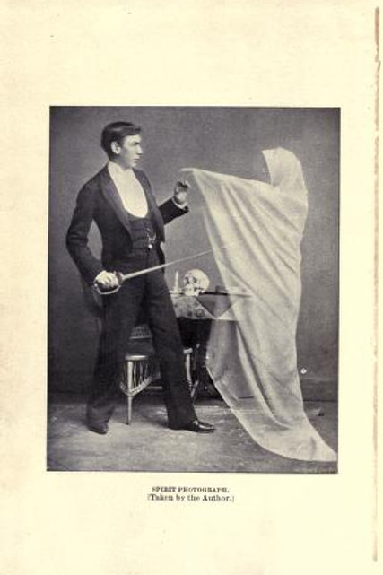 Hours With The Ghosts, or, Nineteenth Century Witchcraft 1897