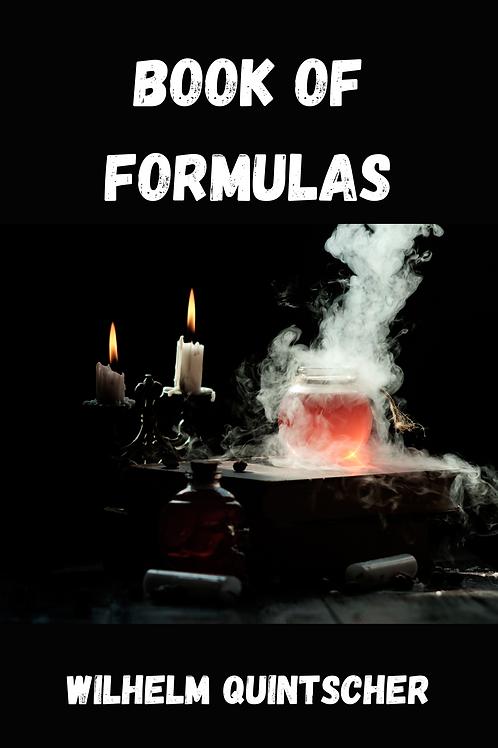 Book of Formulas - Wilhelm Quintscher