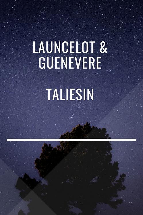 Lancelot & Guenevere Taliesin