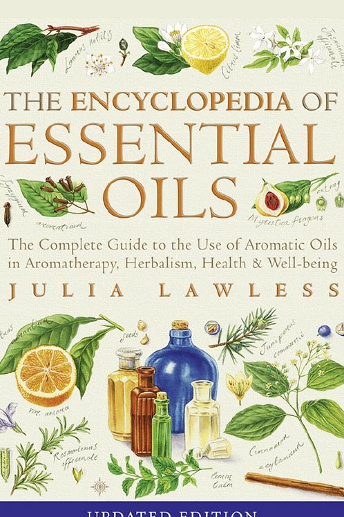 Encyclopedia of Essential Oils - Julia Lawless