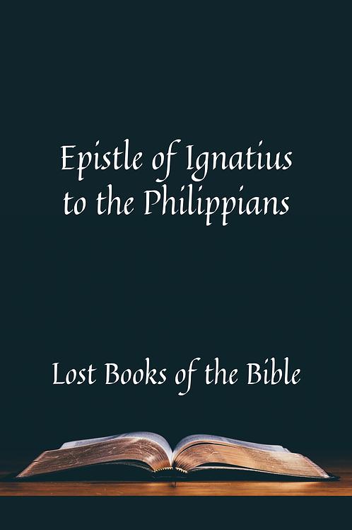 Epistle of Ignatius to the Philippians