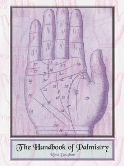 Handbook of Palmistry - R Baughan (1883)