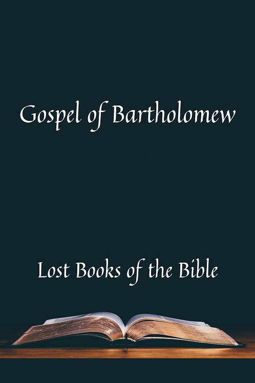 Gospel of Bartholomew