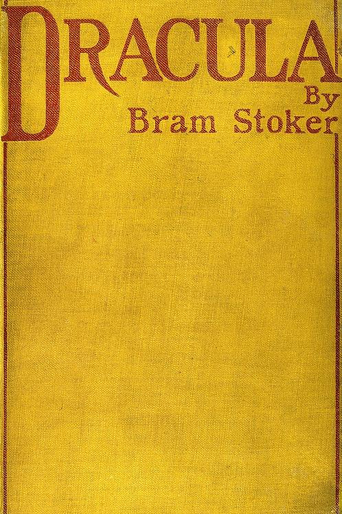 Dracula - B Stoker 1897