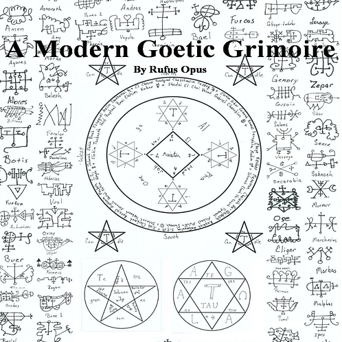 A Modern Goetic Grimoire