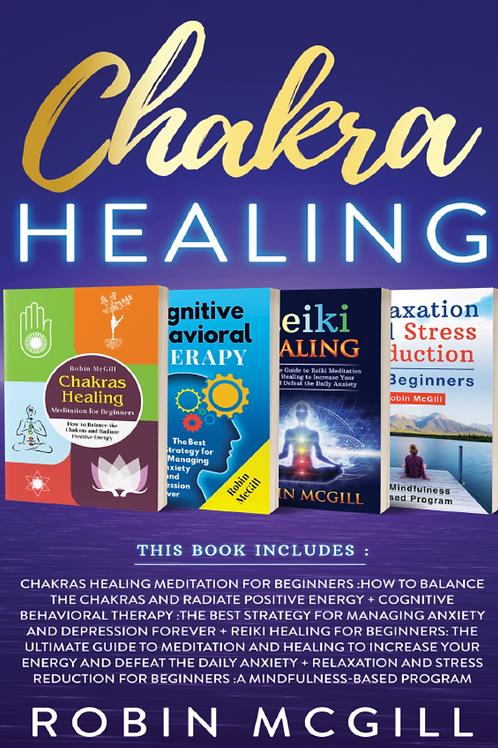 Chakra Healing - Robin McGill