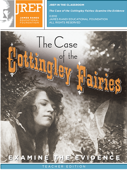 The Case of the Cottingling Fairies