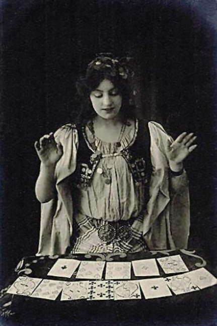 Gypsy Fortune Telling 10 Books
