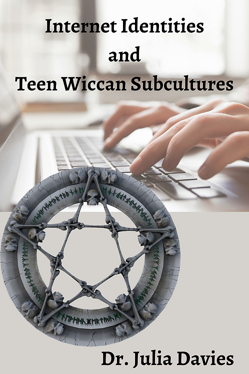 Internet Identities and Teen Wiccan Subcultures - Dr. Julia Davies