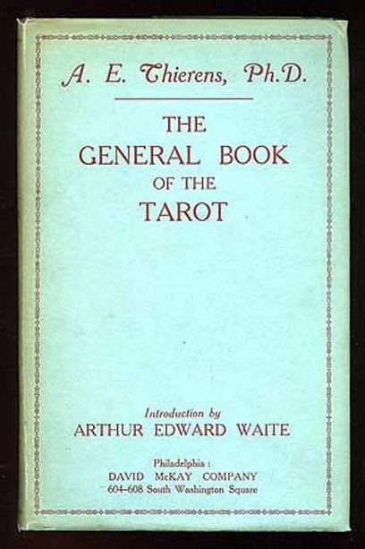 General Book of the Tarot 1930