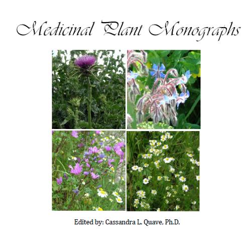 Medicinal Plant Monographs   661 pgs