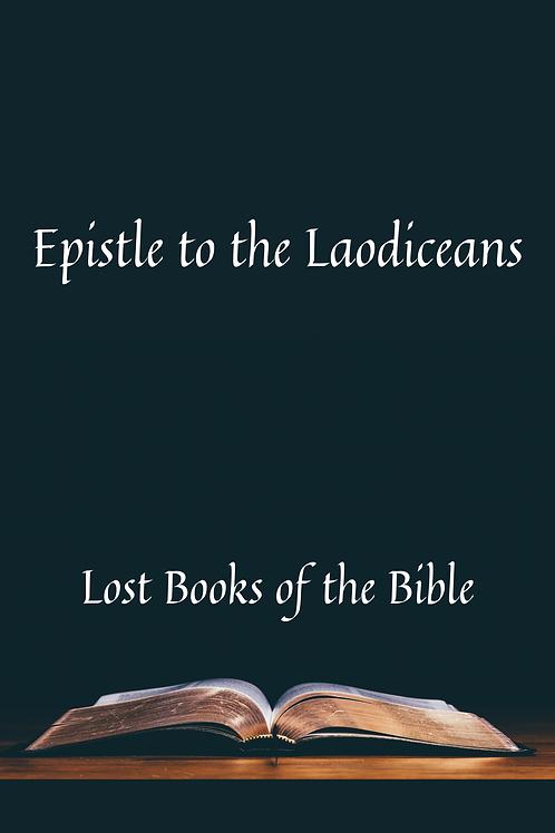 Epistle to the Laodiceans