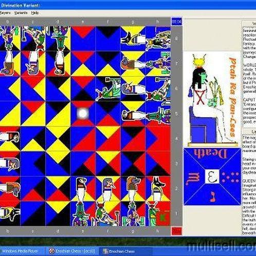 Enochian Or Rosicrucian Chess