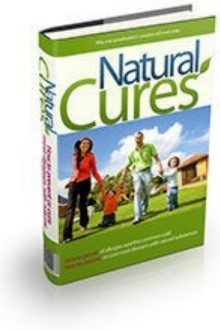 Natural Cures for Your Family