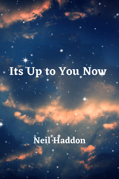 Its Up to You Now - Neil Haddon