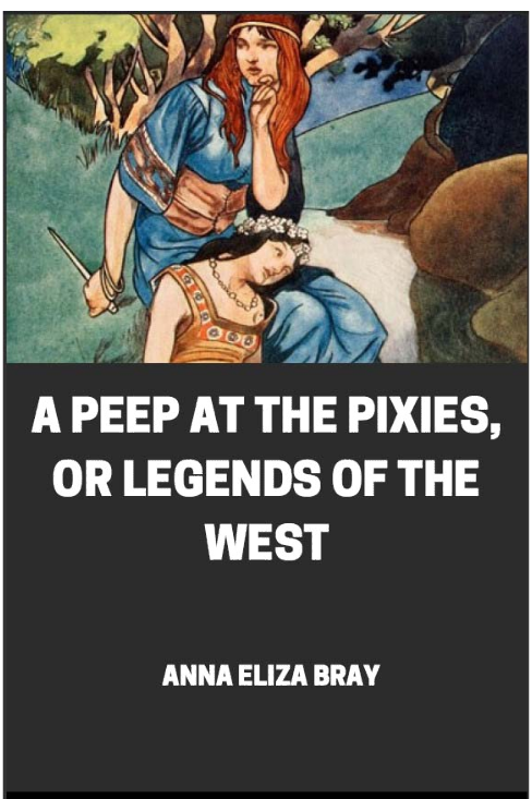 A Peep at the Pixies or Legends of the West