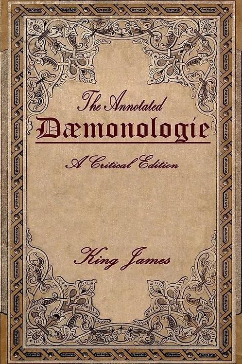 Daemonologie - King James 1597