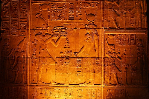 Learn Ancient Egyptian Scripts called Demotic - Hieroglyphics 3 Books