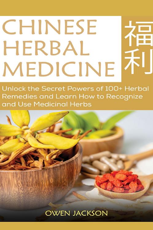 Chinese Herbal Medicine - Owen Jackson
