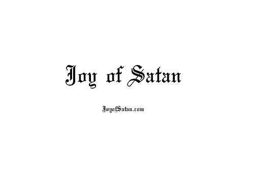 Joy of Satan