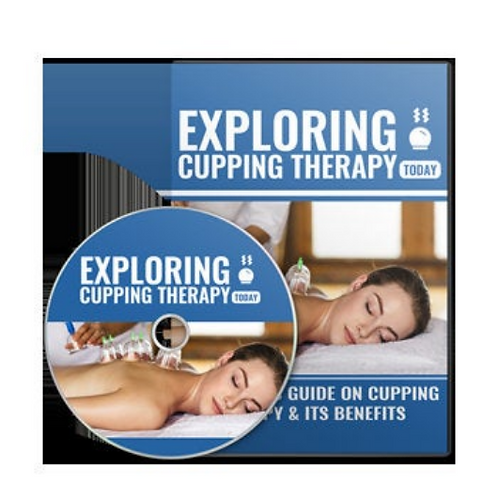 Exploring Cupping Therapy 6 Books 9 Videos