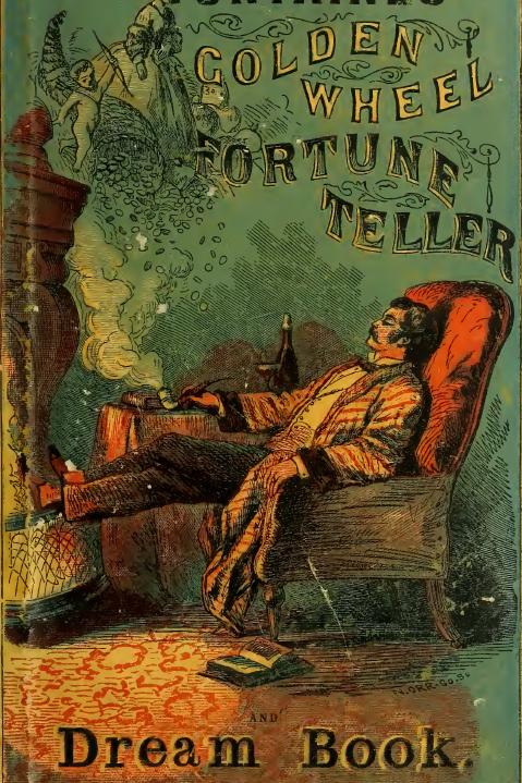 Golden Wheel of Fortune Teller & Dream Interpretation