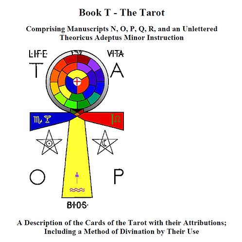 Book T (The Tarot)