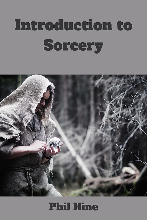 Introduction to Sorcery - Phil Hine