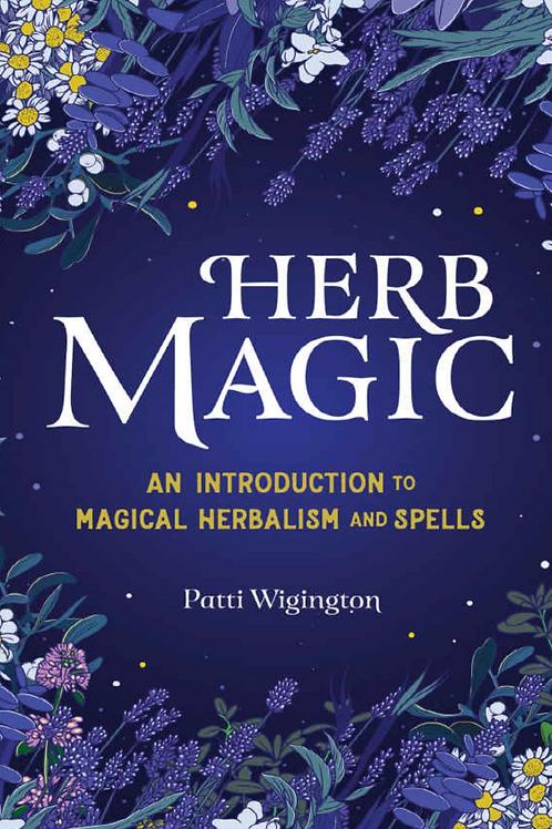 Herb Magic - Patti Wigington