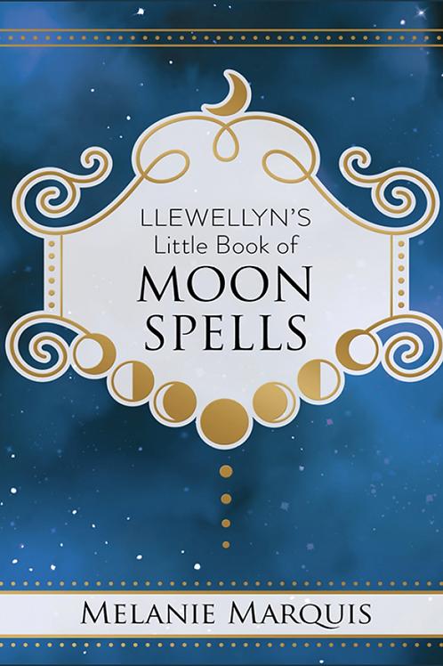 Little Book of Moon Spells - Melanie Marquis