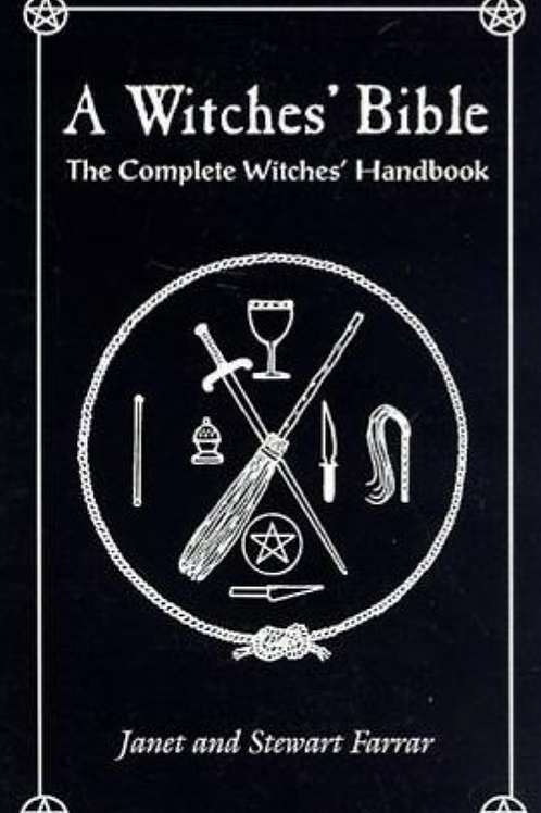 A Witches Bible- A Witches Handbook