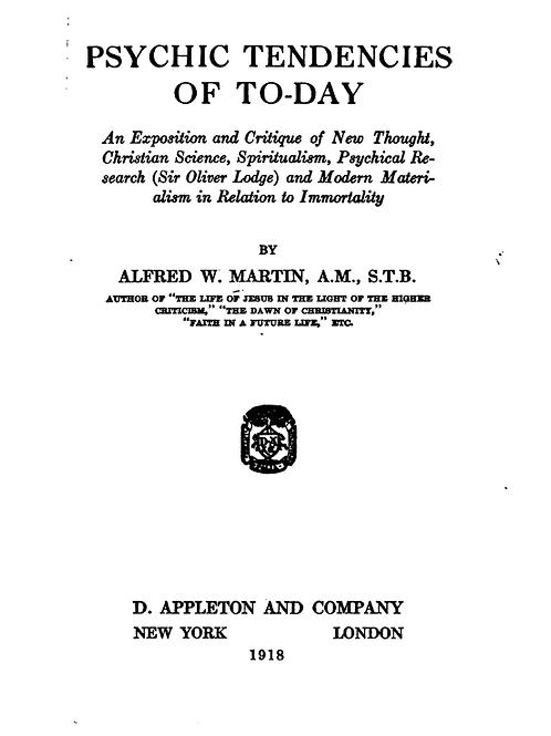 Prophetical, Educational and Playing Cards - J K Van Rensselaer 1912