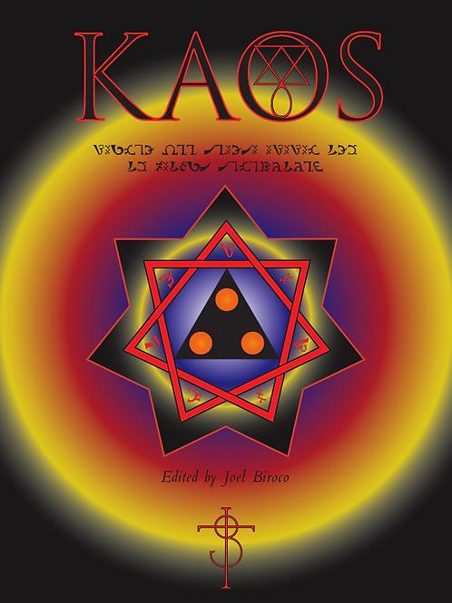 Kaos - edited by Joel Biraco