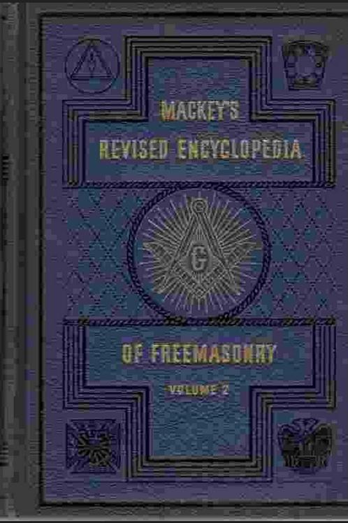 Encylopedia Of Freemasonry Volumes 1 & 2 - Mackey