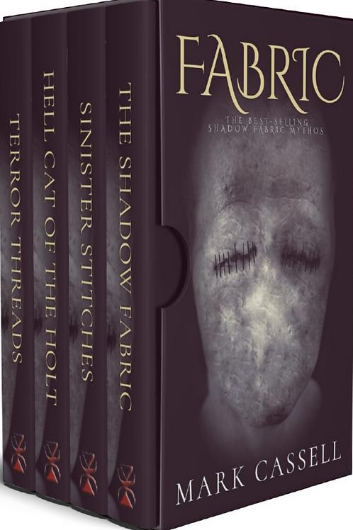 Fabric - The Dark Fantasy - All 4 Books - Mark Cassell