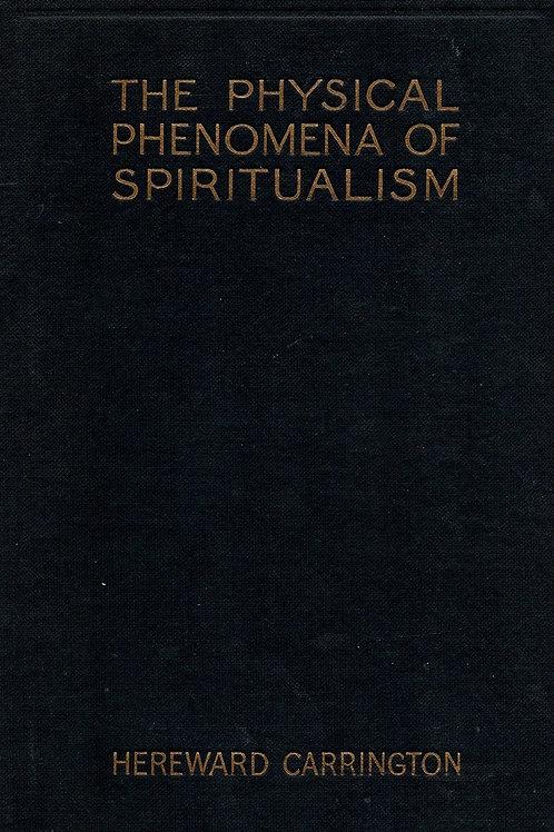 Modern Psychical Phenomena - H Carrington