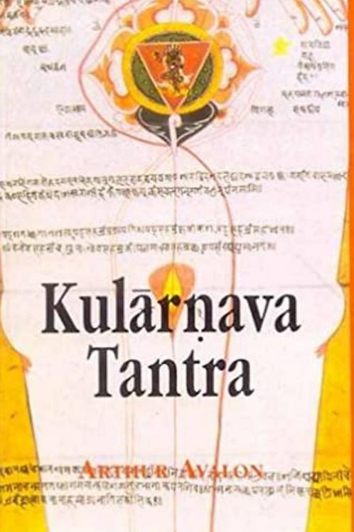 Kularnava Tantra - Motilal Banarsidass - Arthur Avalon 2000