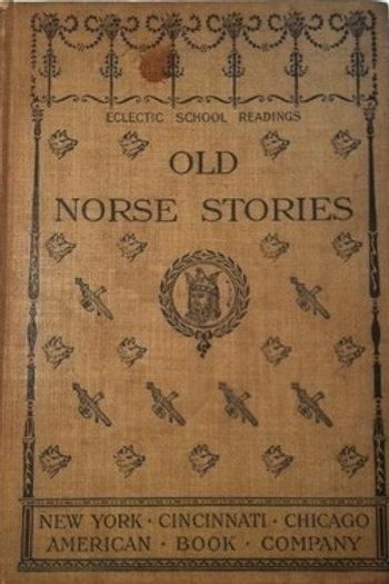 Old Norse Stories - Sarah Powers Bradish