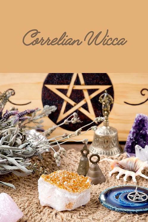Correlian Wicca
