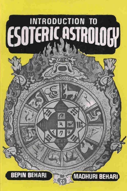 Introduction to Hindu Esoteric Astrology - Behari