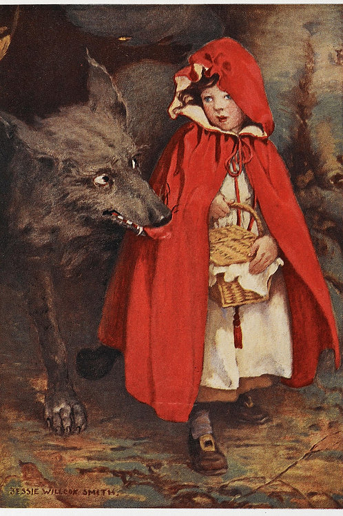 Little Red Riding-Hood - Andrew Lang