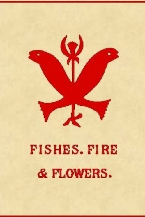 Fishes Fire and Flowers as Elements and Deities in the Phallic Faiths - H Jenni