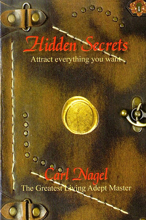 Hidden Secrets: Attract Everything You Want