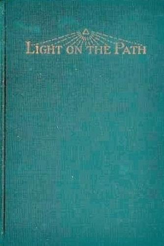 Light On The Path and Karma - M Collins