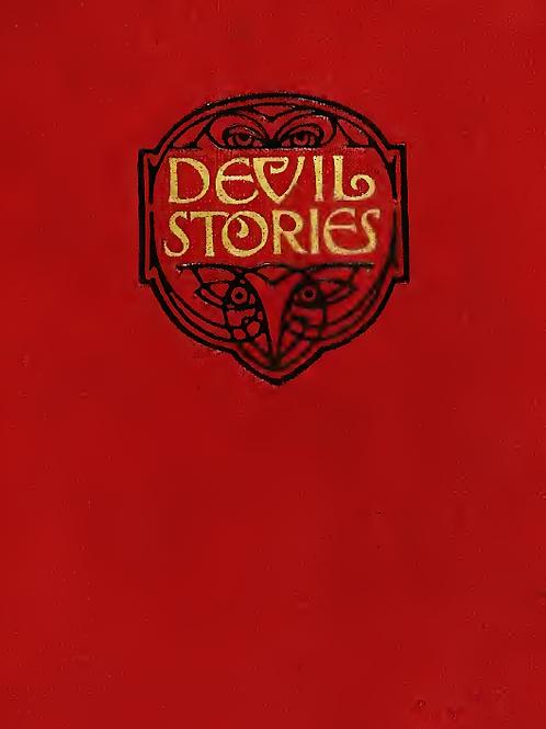 Devil Stories An Anthology - M Rudwin 1921