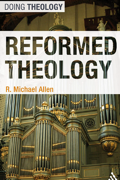Reformed Druid Theology