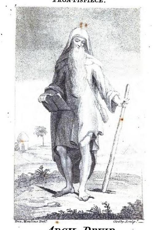 A Historical Account of the Ancient Druids - J Des Moulins
