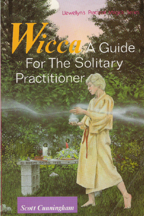 Further Guide for the Solitary Practitioner - Scott Cunningham