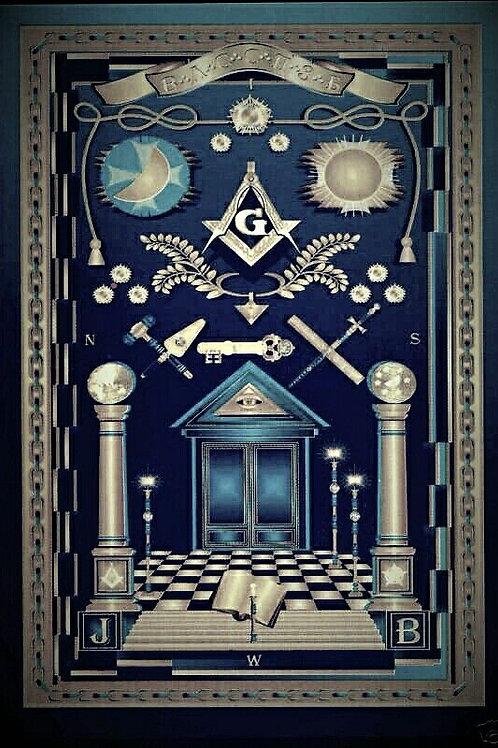 Freemasonry Its Symbolism, Religious Nature & Law of Perfection - C Paton 1873